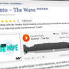 """5 stars to """"Asinto – The Wave""""."""